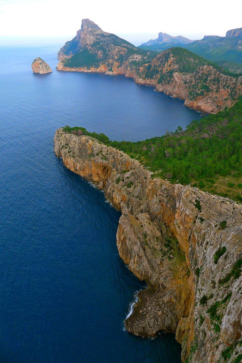 Formentor (peninsula of north Mallorca) - Version 2