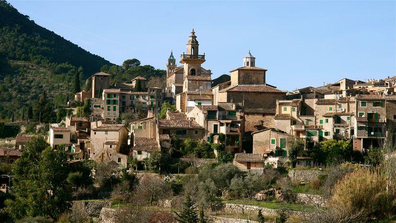 Valldemossa (our favorite village in Mallorca) - Version 2
